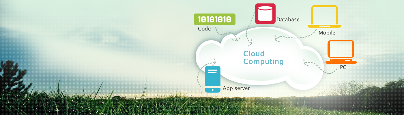 Harness the power of <br> cloud computing <br> for your business!